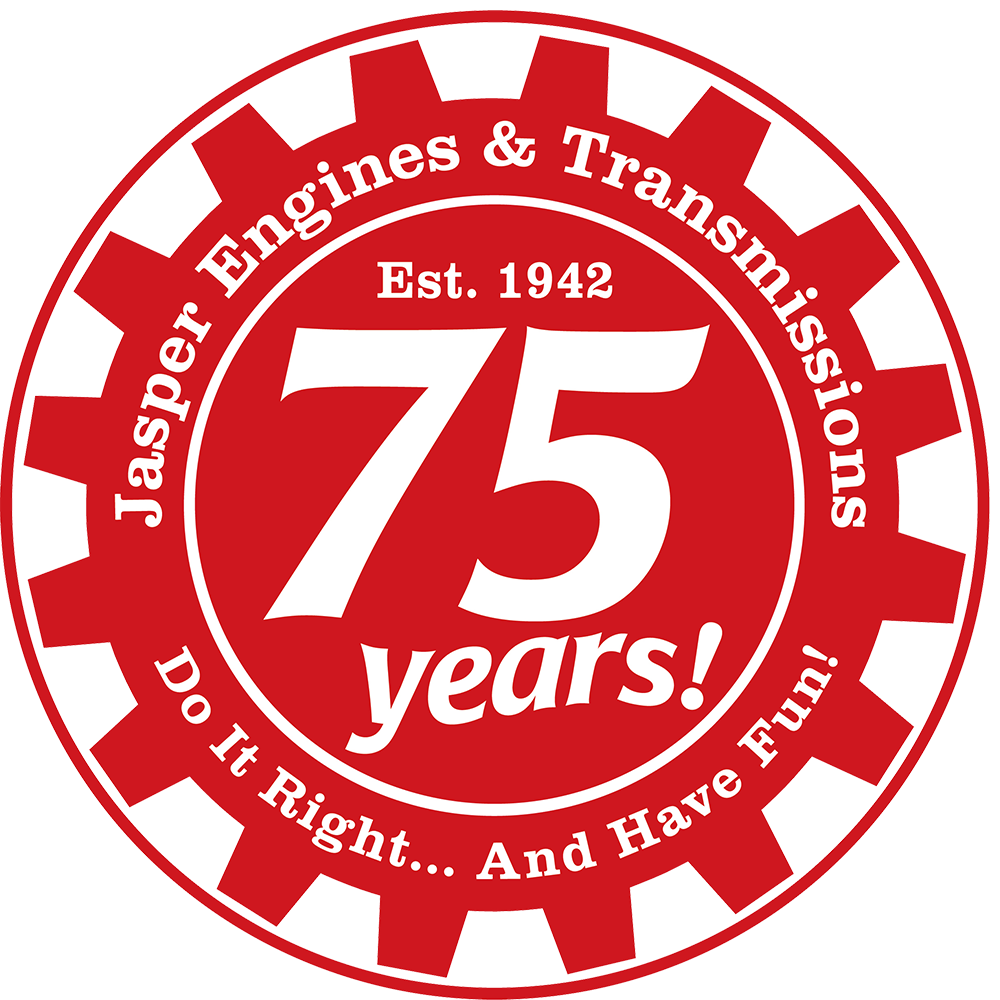 JASPER  Engines Celebrates 75th anniversary